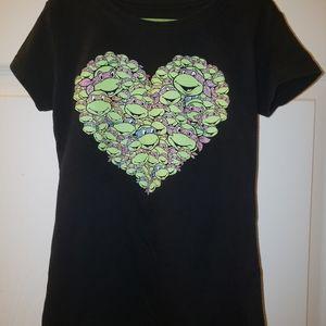 Teenage Mutant Ninja Turtles Girls T-Shirt